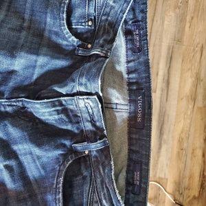 SHORTENED Vigoss Chelaea 28/26 Jeans